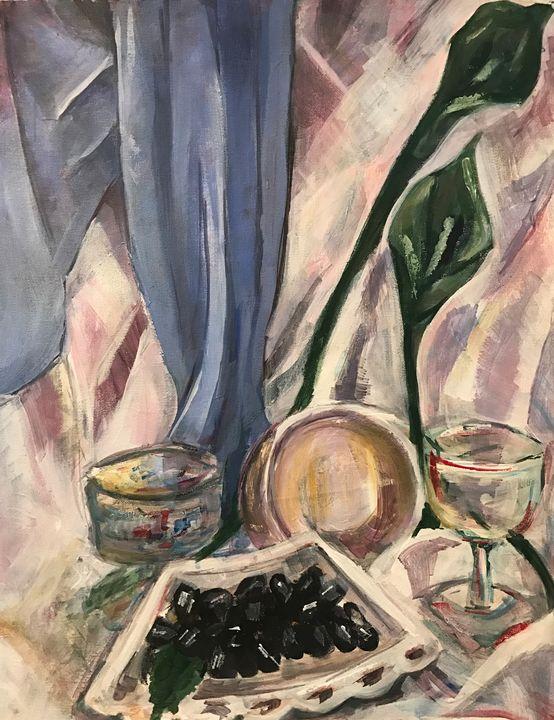 Grapes in My Room - Jamie Beth Walkinshaw