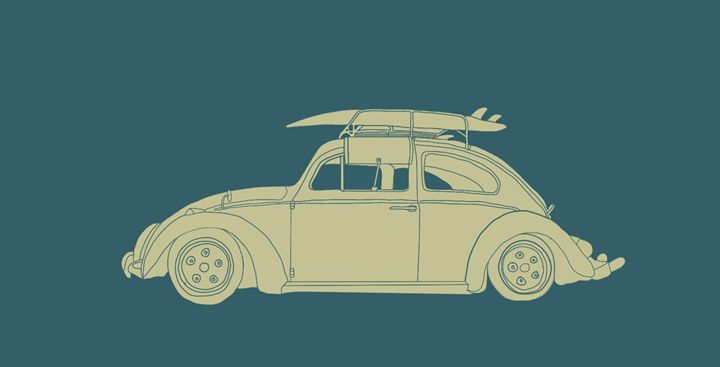Going Surf - Gustra