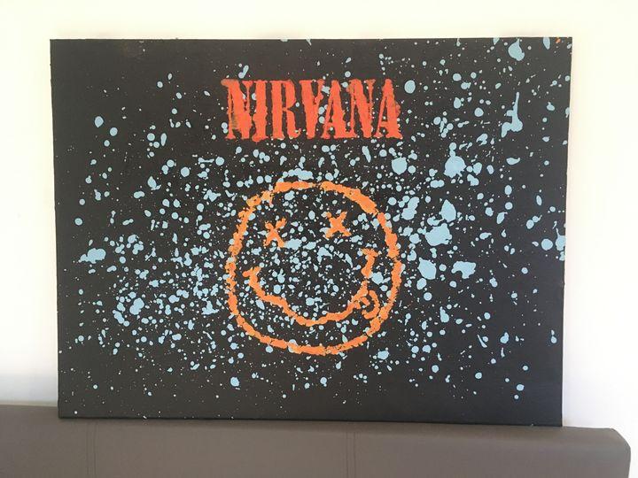 Nirvana Face - Stigy's Gallery