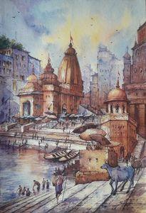 Varanasi ghat-4