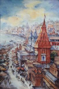 Top view of benaras-1