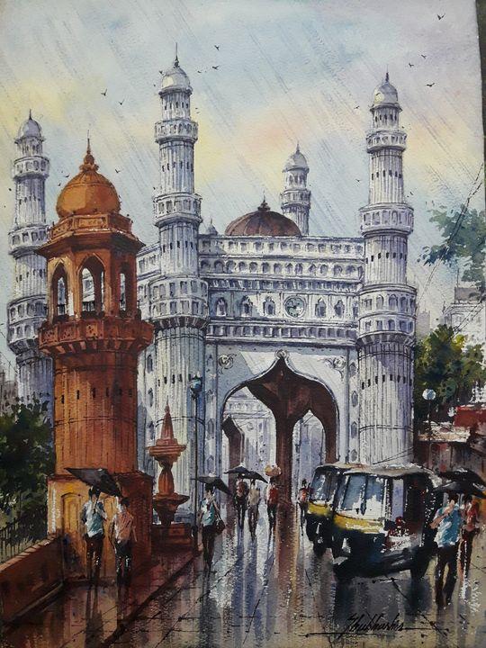 Heyderabad-2 - Art point