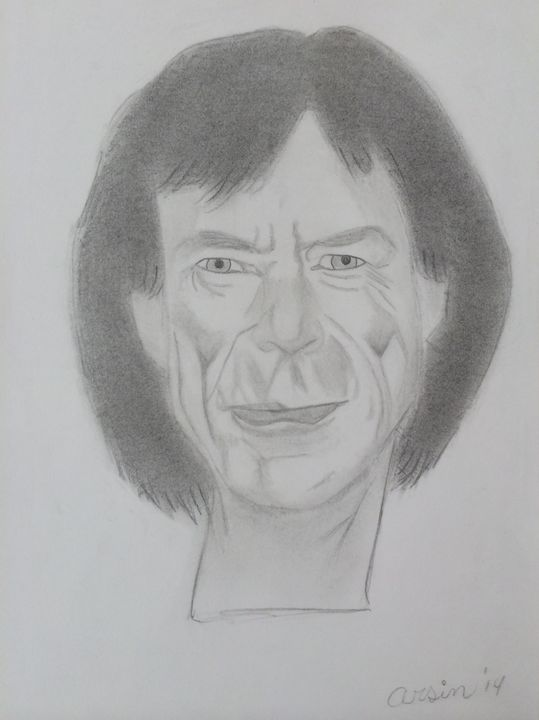 """""""Jagger"""" - Arsin's Rogue Art"""
