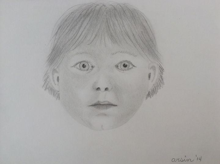"""""""Kid"""" - Arsin's Rogue Art"""