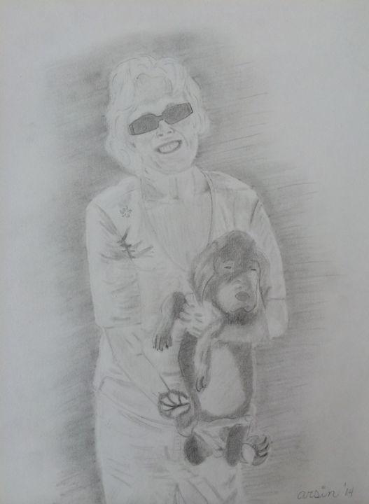 """Mom n' Tesla"" - Arsin's Rogue Art"