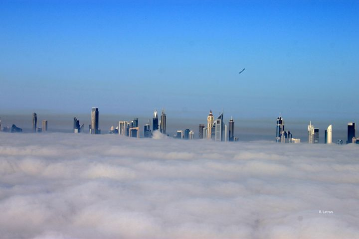 Dubai Fog3 - Behroz BL