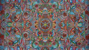 The Hypnotist Mandala