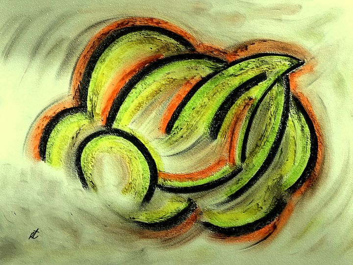Tropical art by rafi talby - RAFI TALBY - PAINTER