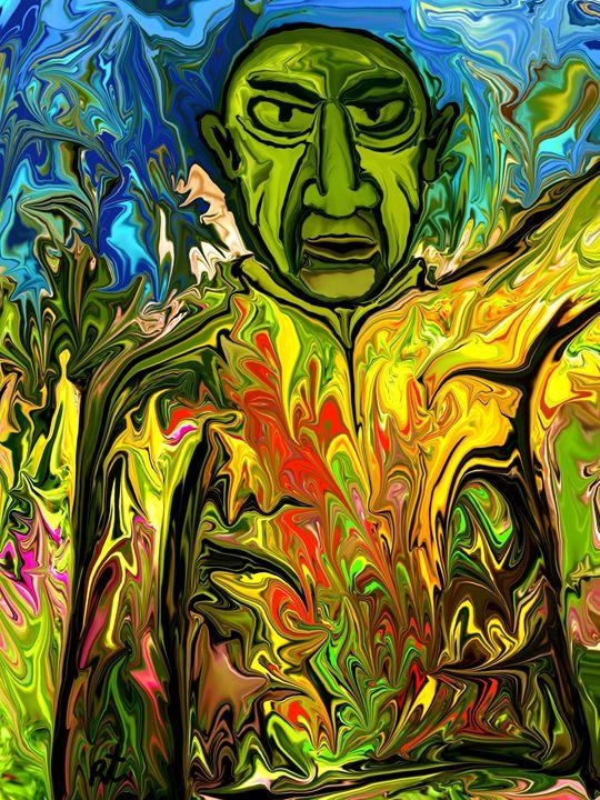 Famous painter by rafi talby - RAFI TALBY - PAINTER