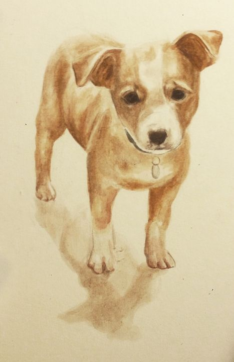 Puppy Love - Ulissa Designs