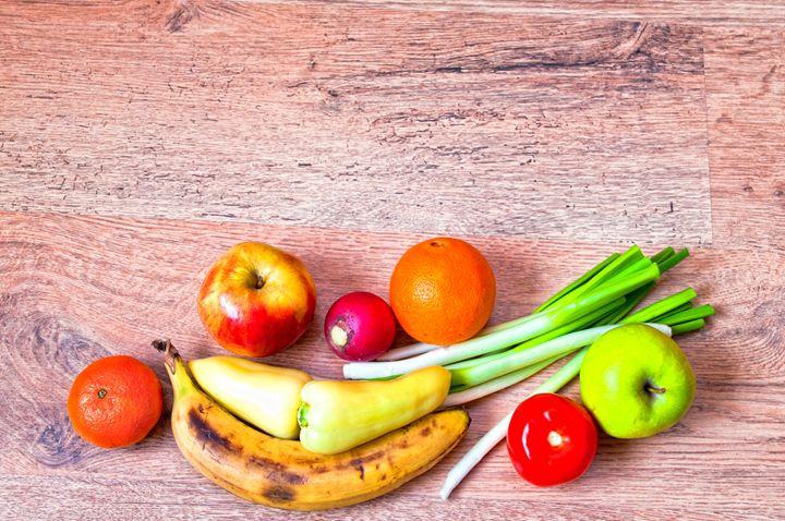 Fresh vegetables and fruit - Gabor Szabo photography