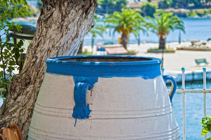 Greek pot - Gabor Szabo photography