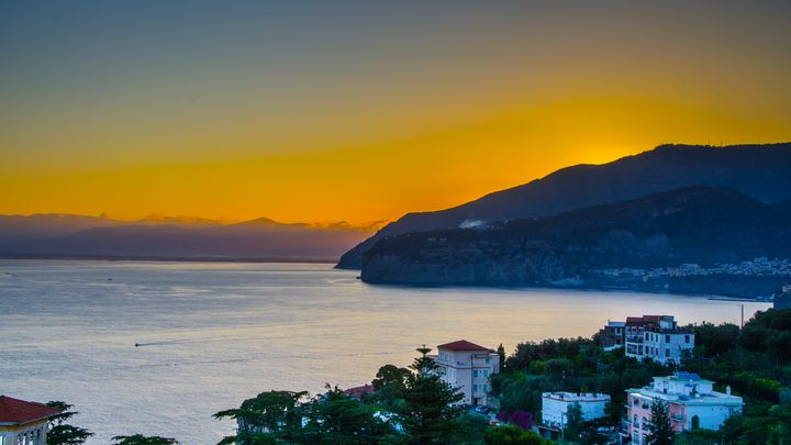 Sorrento Evening - Doug Wielfaert Photography
