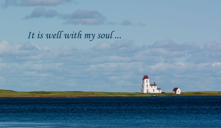 It is well with my soul - Doug Wielfaert Photography