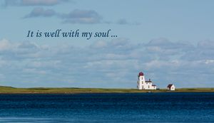 It is well with my soul - Doug Wielfaert Photography