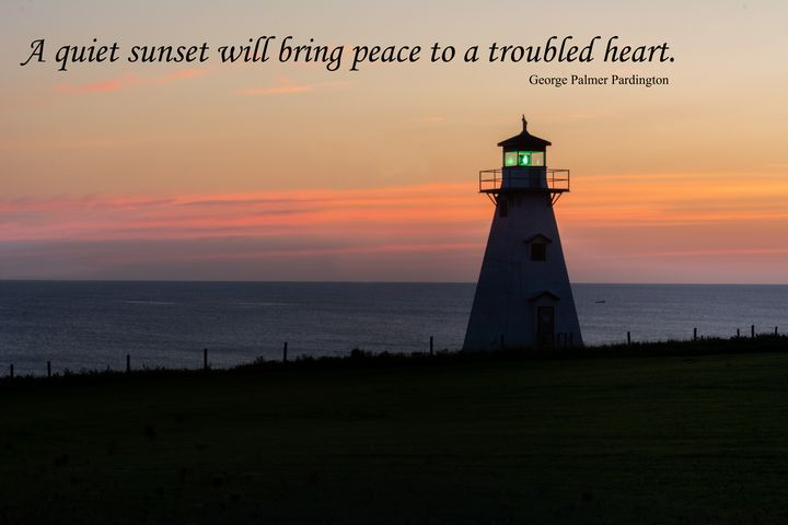 Peace To A Troubled Heard - Doug Wielfaert Photography