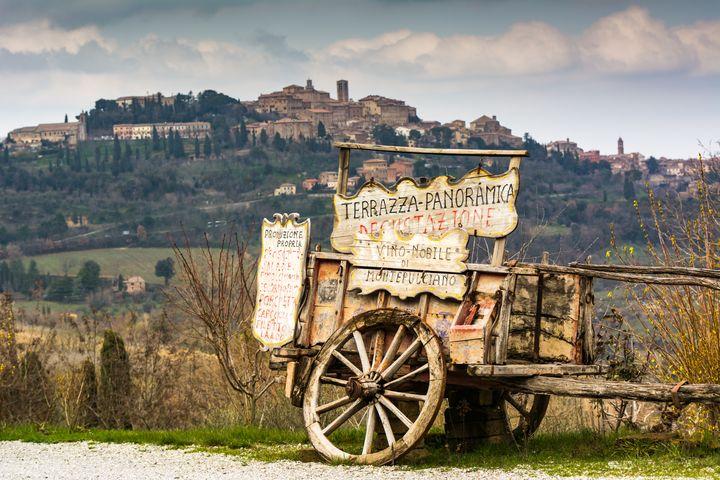 Visions of Montepulciano - Doug Wielfaert Photography