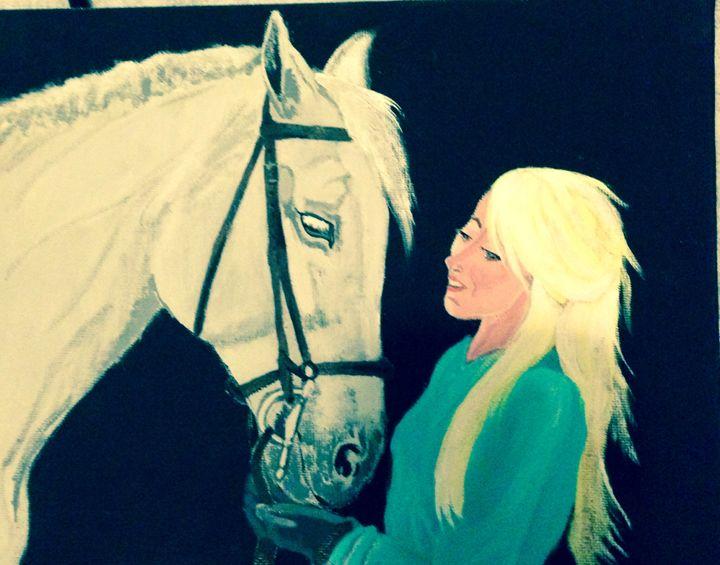 Kindred Spirits - Fond Memories Art