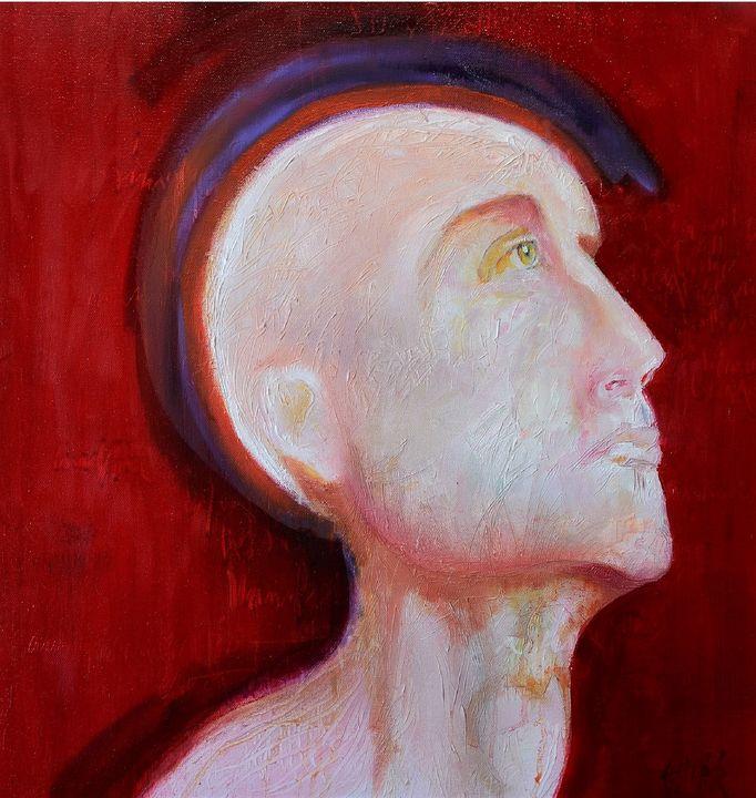 Daniel's Sin - Patrick N Brown Fine Art Collection