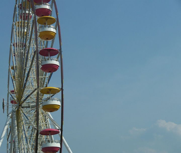 Ferris Wheel - Silva Nature Photography