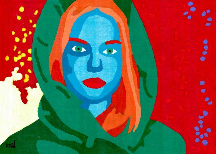 Green Hood - Randall Steinke