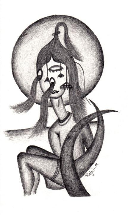 Lonely Moon - Rajai