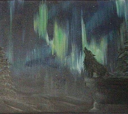 Wolff - Bianca's Original Art