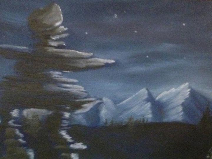 Inuk 5 - Bianca's Original Art