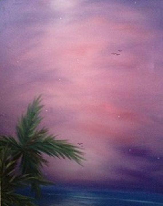 Paradise - Bianca's Original Art