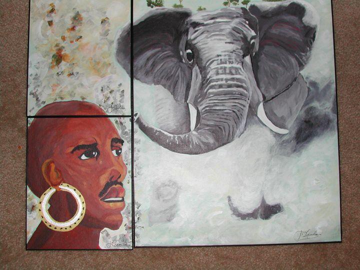 My Africa 2 - Joanne Lindhe