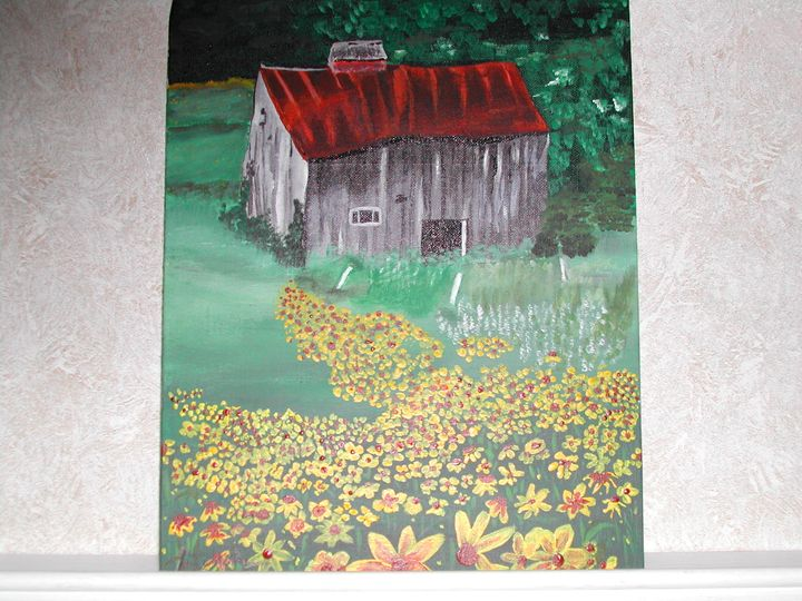Wildflower Farm - Joanne Lindhe