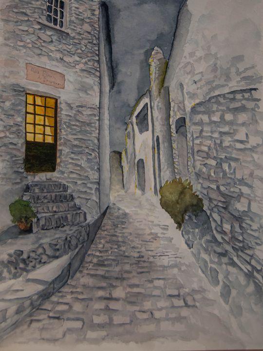 Baux de Provence - dabou