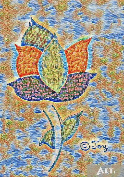Flower Sewing Dance - Flower Arts