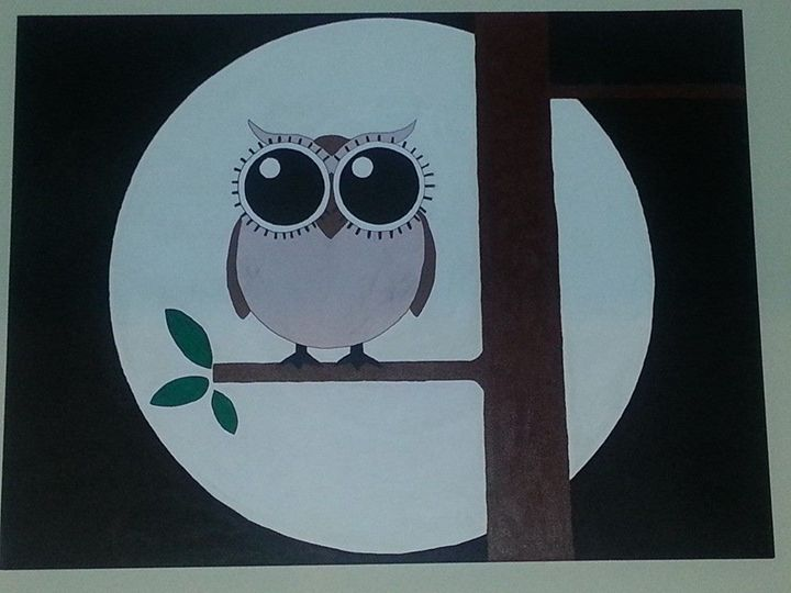 Owl Be Watching You - Cherise Haddix