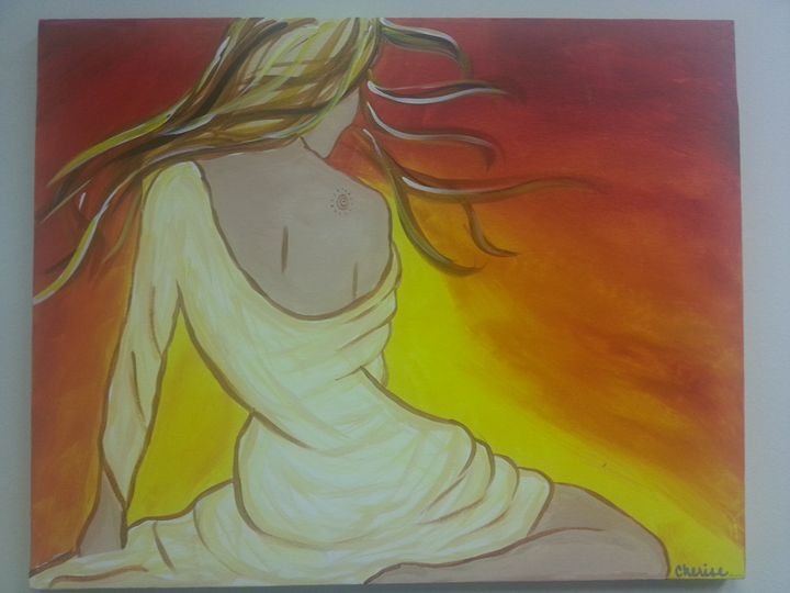 Sun-Soaked - Cherise Haddix