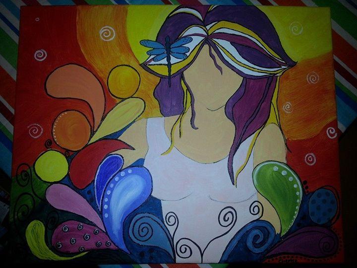 Taste the Rainbow - Cherise Haddix