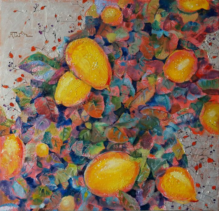 LEMON TREE - Dariya Tumanova Art