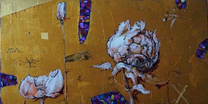 FLORAL 5 - Dariya Tumanova Art