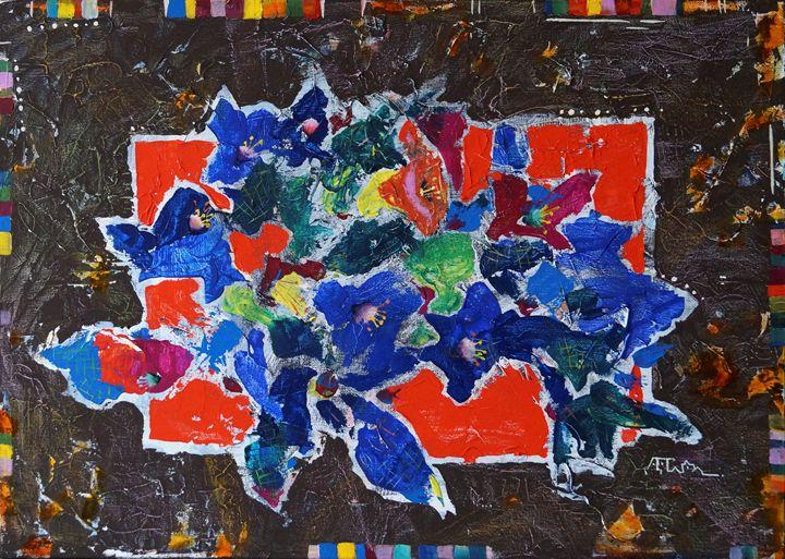Abstract composition 2 - Dariya Tumanova Art