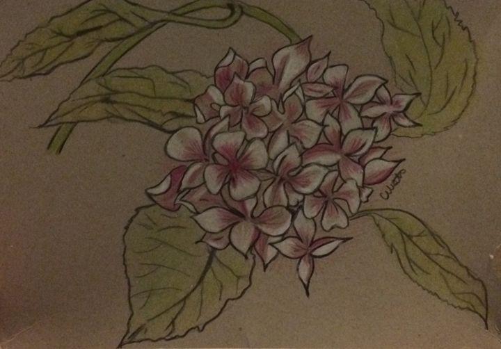 flowers - celeste's art