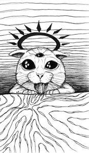 Angel Kitten
