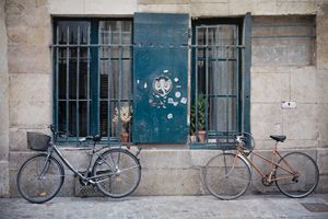 Paris Bicycle #2