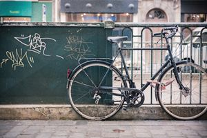 Paris Bicycle #1