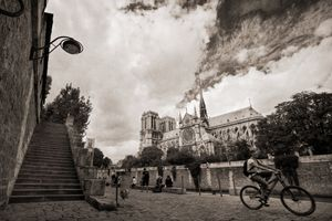 A Ride by Notre Dame