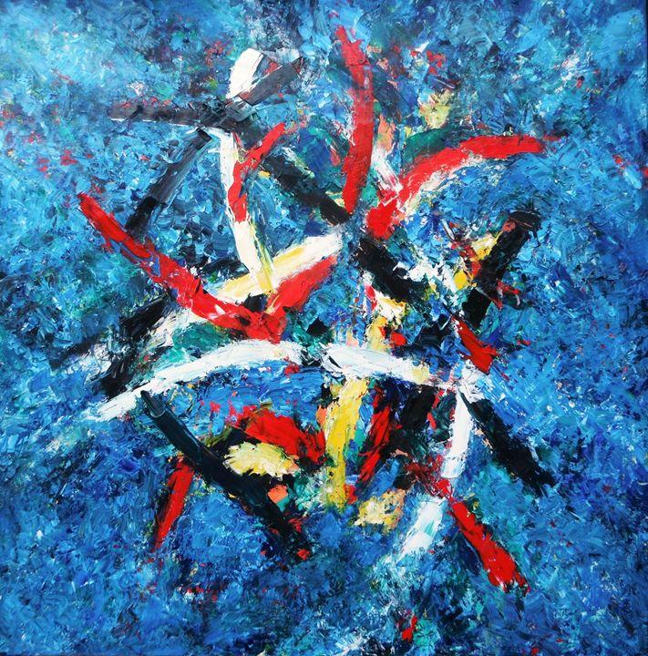 Exit the Dream - Michael Crohn Gallery