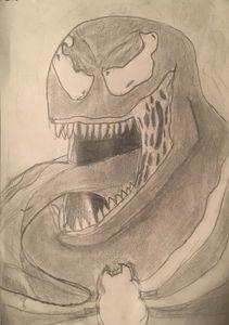 Venom (pencil)