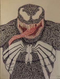 Venom stippling