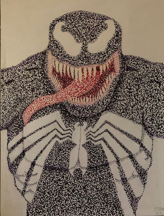 Venom stippling - Devoe_02