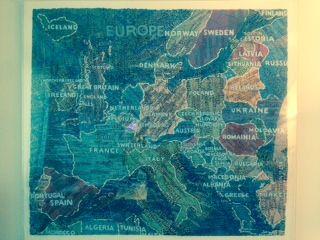 Europe by Paula Scher - Johnson Kachidza