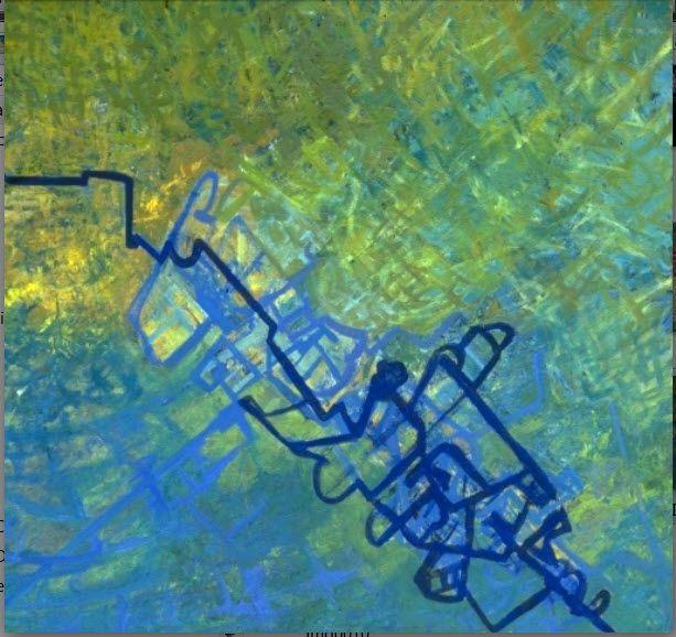 Oil painting 1 - Margreet's art
